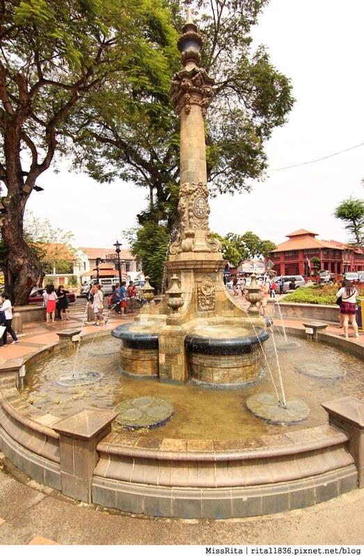 馬來西亞 麻六甲 馬六甲景點 荷蘭紅屋廣場 聖保羅堂St. Paul's Church 馬六甲蘇丹王朝水車 海上博物館32