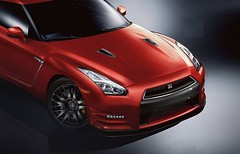 Red Demon - The Nissan GTR