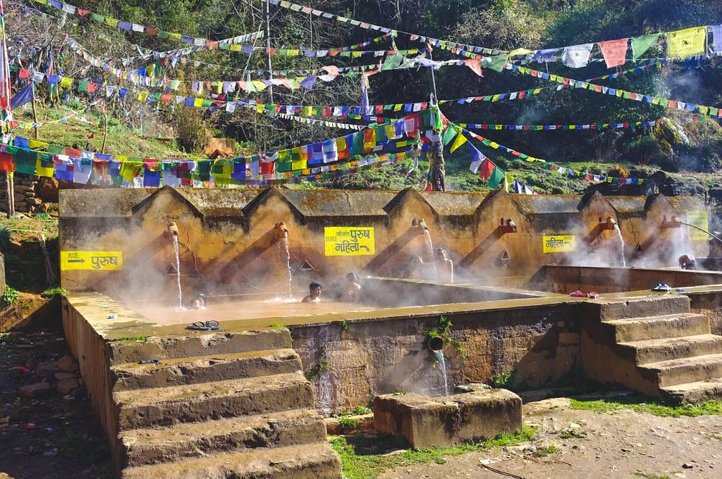 Tatopani, Tamang Heritage Trail, Nepal