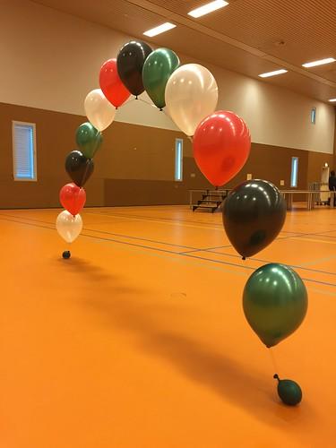 Heliumboog Grebbeberglaan Utrecht