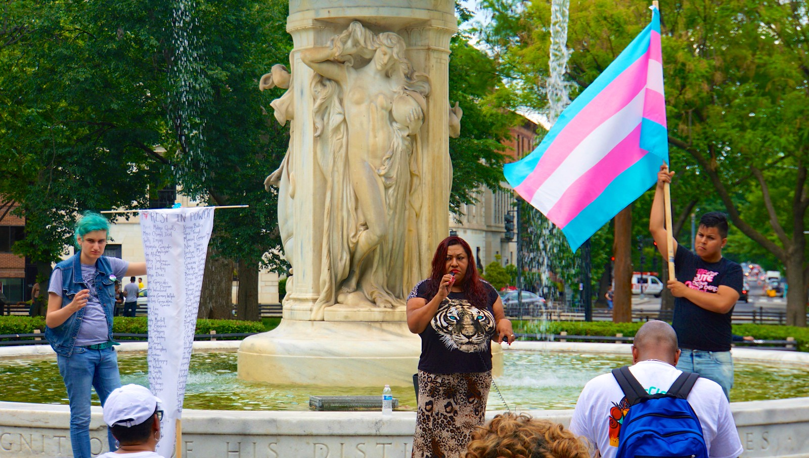 Trans Solidarity Rally and March 55378