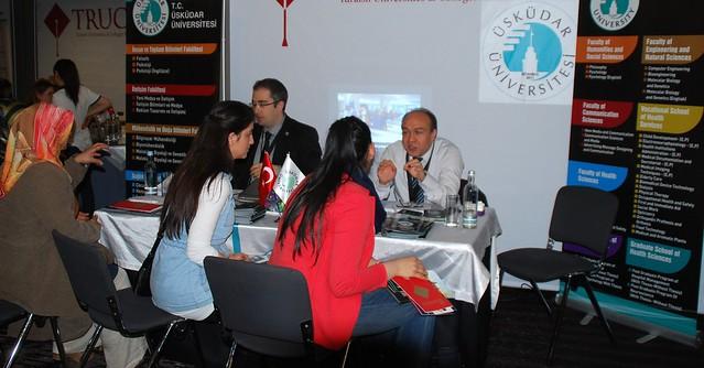 Üsküdar Üniversitesi, Almanya'da Türk öğrencilerle buluşacak 2