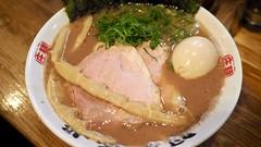 らぁ麺+🉐トッピング@麺屋庄太(金…