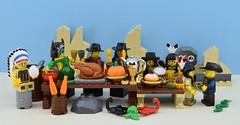 Happy Lego Thanksgiving !!!