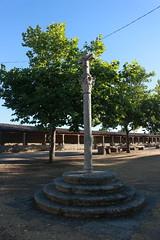 Cruzeiro de Nossa Senhora de Sacaparte em Alfaiates, Sabugal