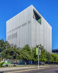 AT&T PERFORMING ARTS CENTER DEE AND CHARLES WYLY THEATRE +   Dallas' former Arts District Theatre (ADT)