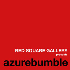 RED SQUARE GALLERY presents alan wilson a.k.a. azurebumble