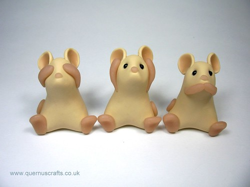 Three Wise Mice