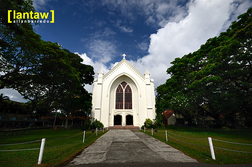Silliman Church Facade