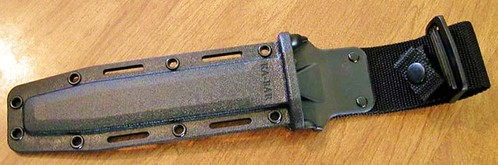 "KA-BAR 1216 Replacement Sheath (Kydex), Fits Most KA-BAR 7"" Blades"