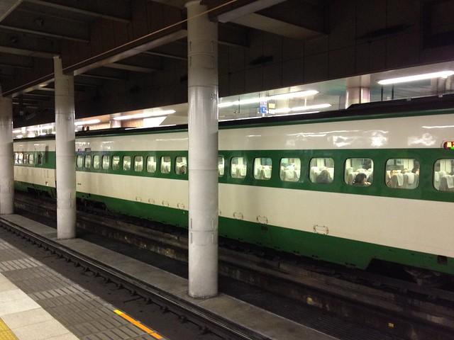 新幹線 200系