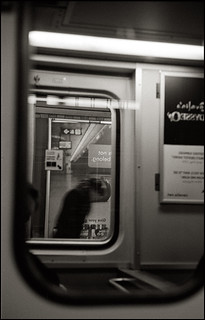 On the Bloor-Danforth Line, Toronto