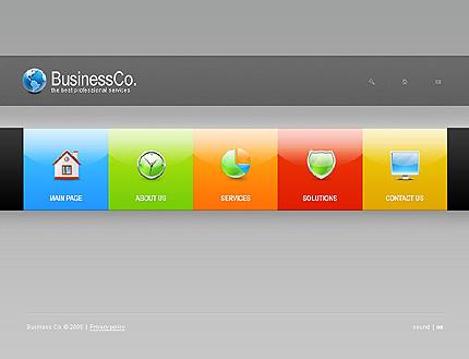 Xml flash site 25668 BusinessCo