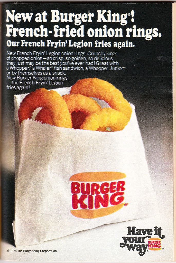 BK onion rings