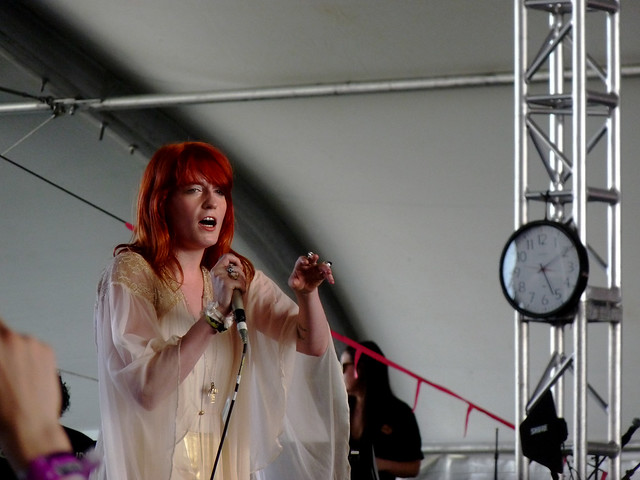 florence and the machine meaning