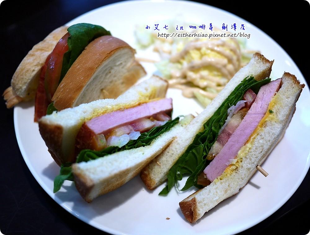 18 豬排三明治