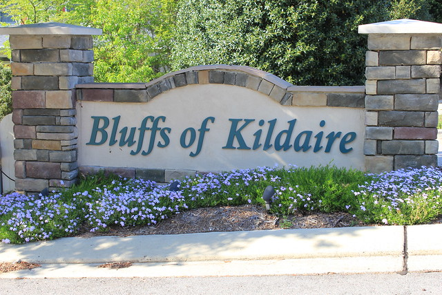 Bluffs of Kildaire, Cary NC