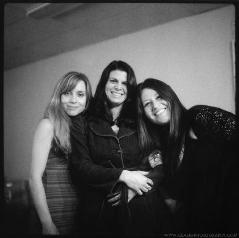 Danielle Miraglia | Jen Kearney | Amy Petty: Three For The Road tour