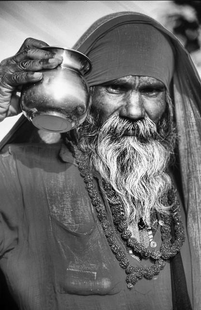 Sadhu . India