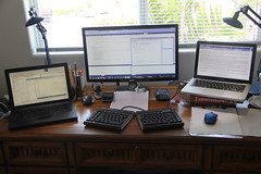 Electronic Bible publishing station