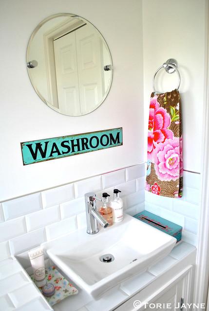 My Cloakroom sink