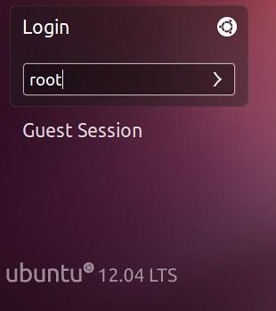 ubuntu root