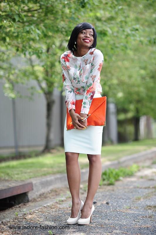 Spring Florals & Mint