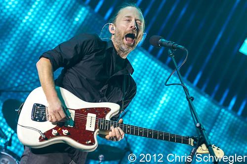 Radiohead - 06-11-12 - Palace Of Auburn Hills, Auburn Hills, MI