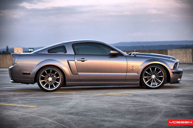 Ford Shelby Mustang Gt500 Vossen Wheels Shows Off My Boo A Ford Mustang
