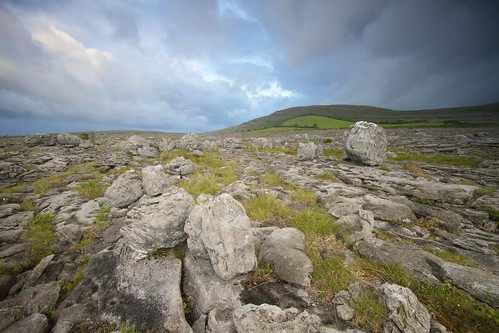 morning ireland storm sunrise landscape clare outdoor eire burren coclare rockforest offshootwall