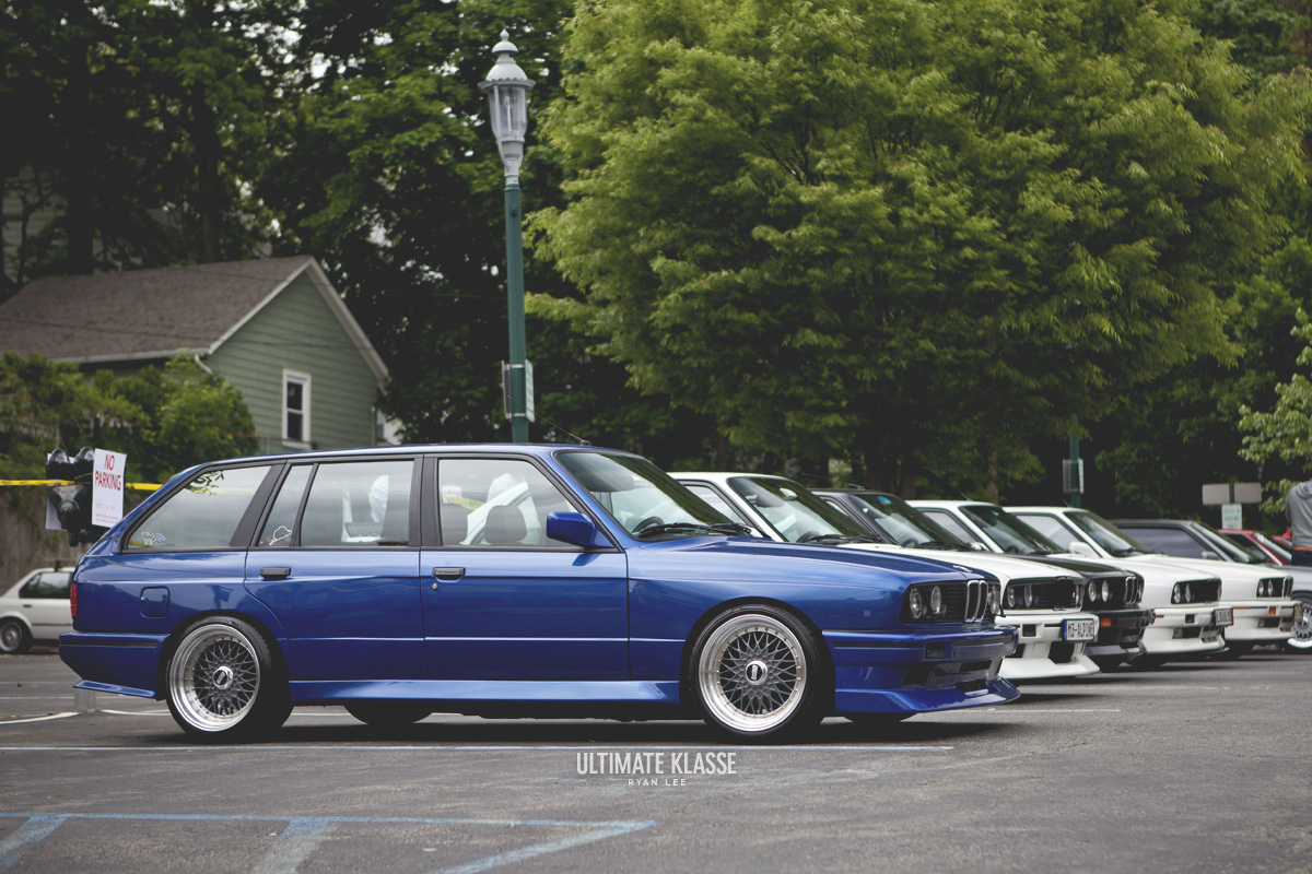 Ultimate Klasse: BMW E30 Wagon