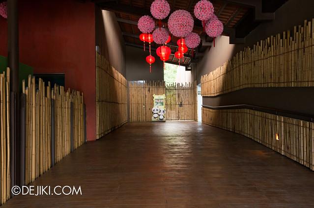 River Safari - Giant Panda Forest entrance 2