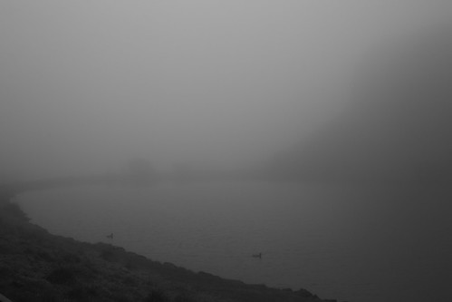 Fog over the Loch 1