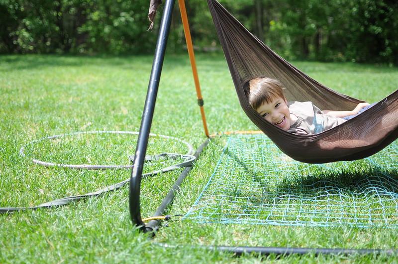 H wrap hammock {SOOC}