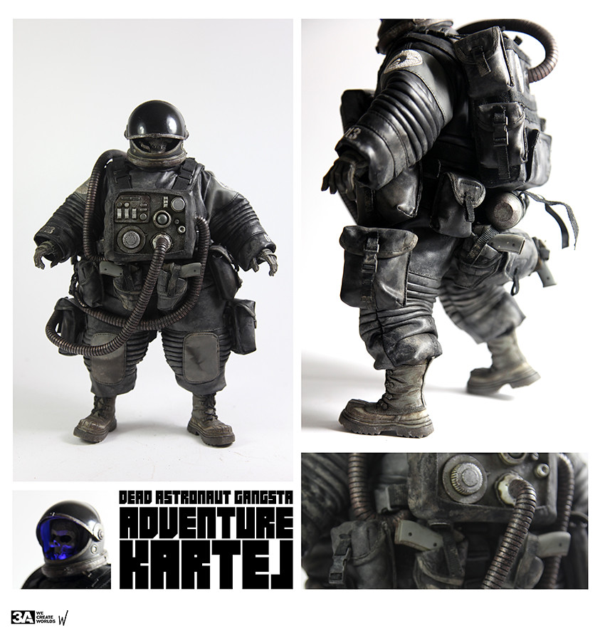 ThreeA 3A figures 8876490366_b634bf1055_b