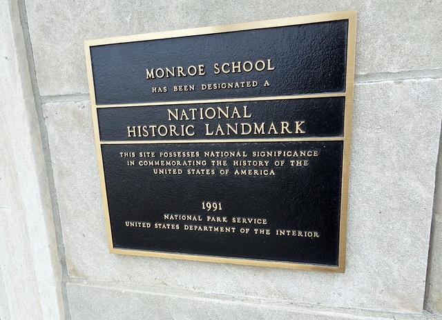 monroe-school-landmark