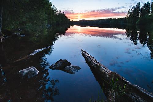 sunset summer lake nature suomi finland landscape sony tokina explore jyväskylä maisema järvi auringonlasku a900 explored köhniönjärvi tokinaaf17mmf35atxpro lakeköhniö