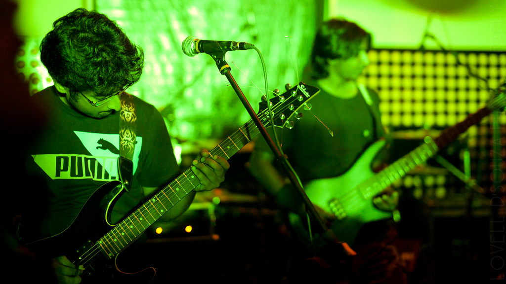 Perpetual Void (Live at Deccan Rock III)