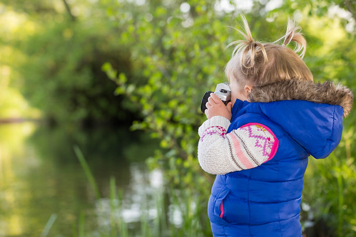 Rule Of Thirds (Jessica With Roniflex), Rickmansworth by flatworldsedge