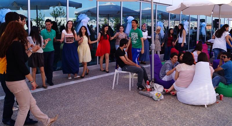 Üsküdar Üniversitesi'nde yılsonu kutlaması 3