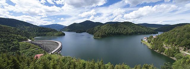 Panorama Valea Draganului