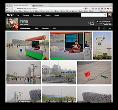 Photostream, with Bettr Flickr Stylesheet