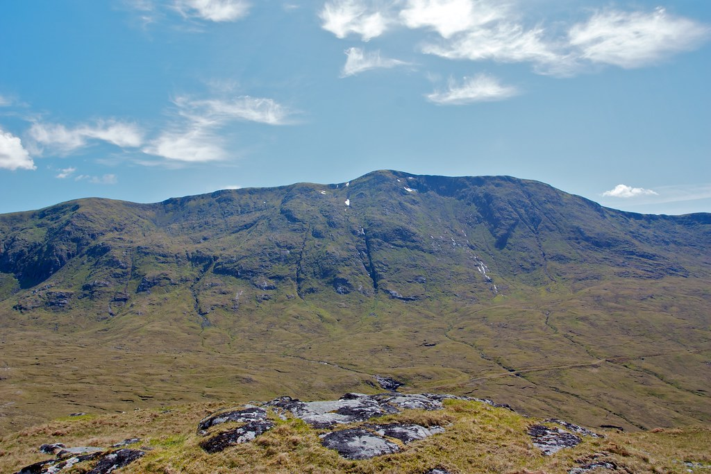 Beinn a' Chochuill from the north