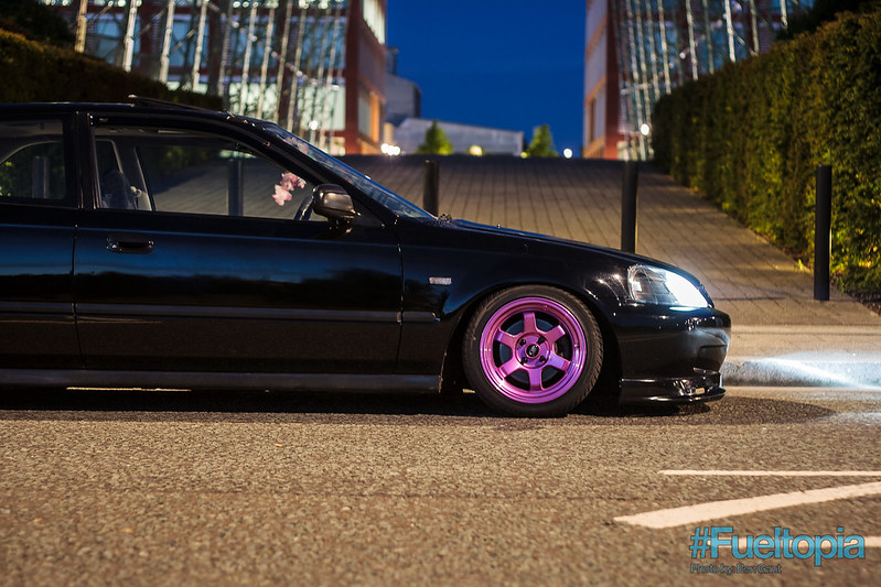 Civic on Rota's