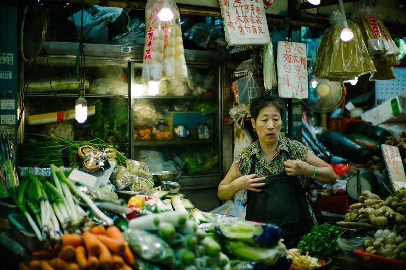 Mongkok Market.