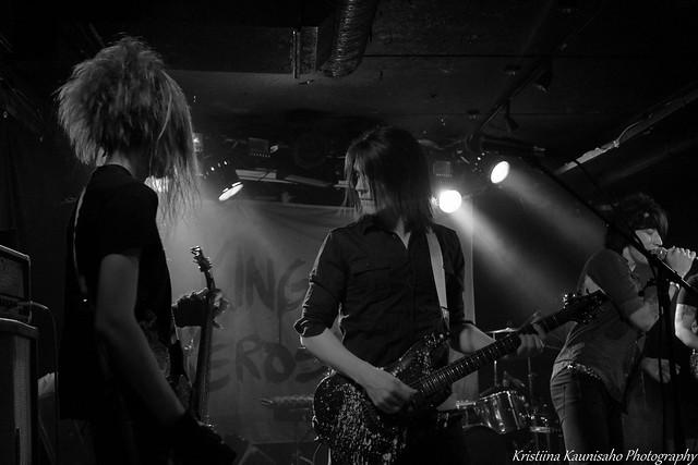 Kings & Kerosene live @ Henry's Pub, Kuopio 19.6.2013