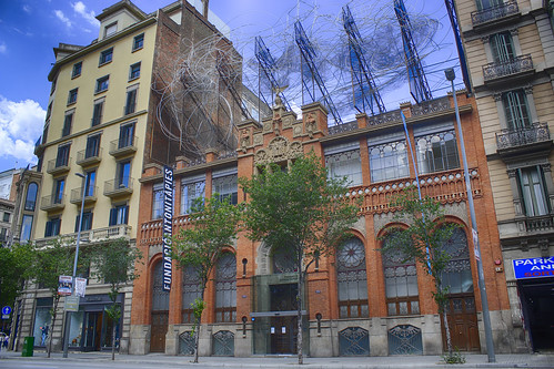 Antoni Tapies Foundation, Barcelona