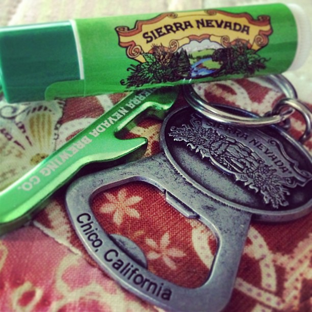 Sierra Nevada giveaways at Fresh and Easy.