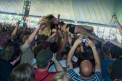 Glastonbury 2013 - Deap Vally