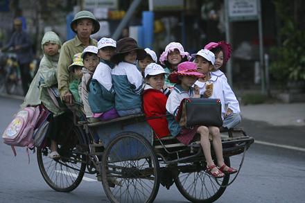 12) Hanoi Cyclo